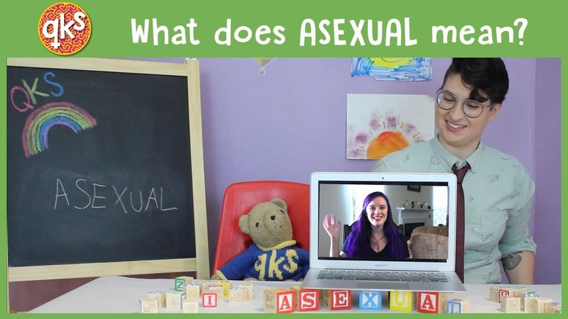A is for ASEXUAL! (ft. Elisa Hansen) - LGBTs: QUEER KID STUFF 15