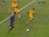 PSG / METZ : 4-1 (29 juillet 2005) Victoire au Parc