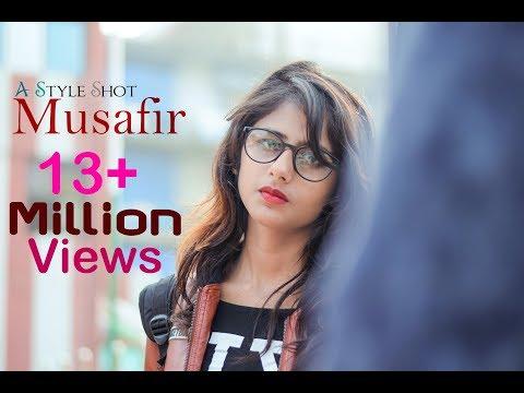 MUSAFIR Love Story A Style Shot Sahil Mark Niya Sharma Atif Aslam Amit Âmrìt
