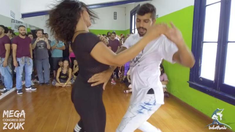 Baila Mundo - Douglas Franco e Vanessa Meirelles (Megazouk Congress 2019)