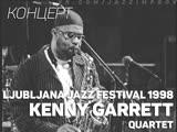 Kenny Garrett Quartet - Ljubljana Jazz Festival 1998
