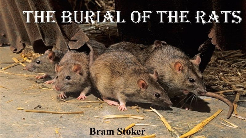 The Burial of the Rats Bram Stoker