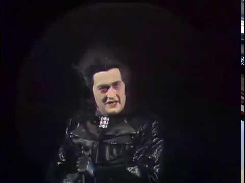 Paul Hindemith Cardillac Opera 1985 с русскими субтитрами