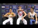 Osijek Zito World Cup Gymnastics 2017 EF Mens PB