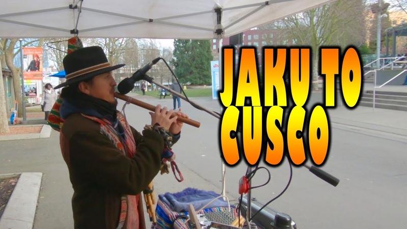 Jaku to Cusco Flute Music