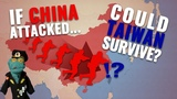 Can China invade Taiwan within a year Part 12 Balance of airnaval power (with US being neutral)