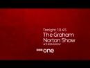 Graham Norton Show в Твиттере- «IT'S FRIDAY! We have @Oceans8movie's very own SandraBullock, @rihanna, CateBlanchett, HelenaB