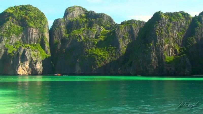 Koh Phi Phi, Maya Bay, Thailand ' The Beach ' Krabi Phuket