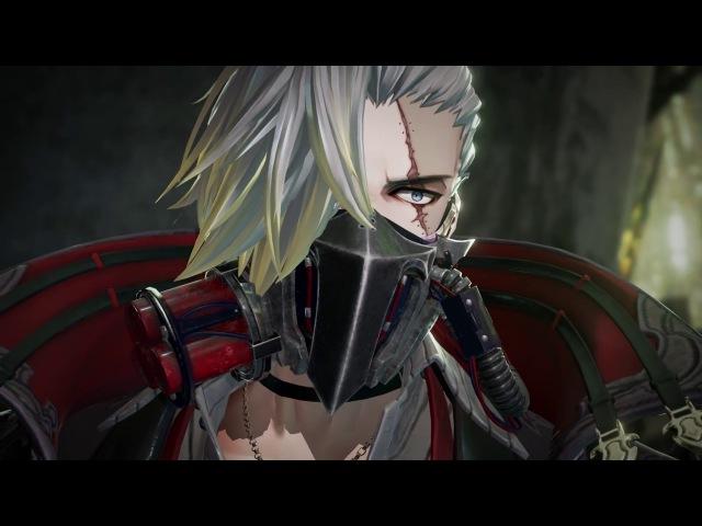 CODE VEIN - TGS 2017 Trailer   X1, PS4, PC