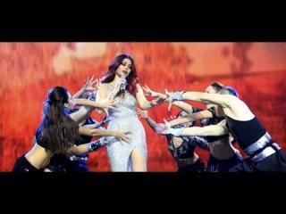 Haifa Wehbe New Years Concert Eve 2014 تغطية ولقاء حصري مع هيفاء وهبي فى حفل