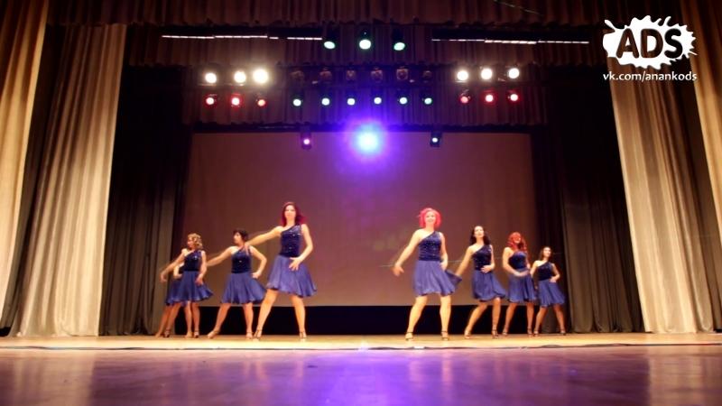 ANANKO DANCE SCHOOL_Отчетный концерт 2018_15 Latino mix