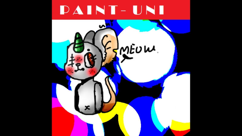 Балуемся с режимами || Unicorn Paint~ ||