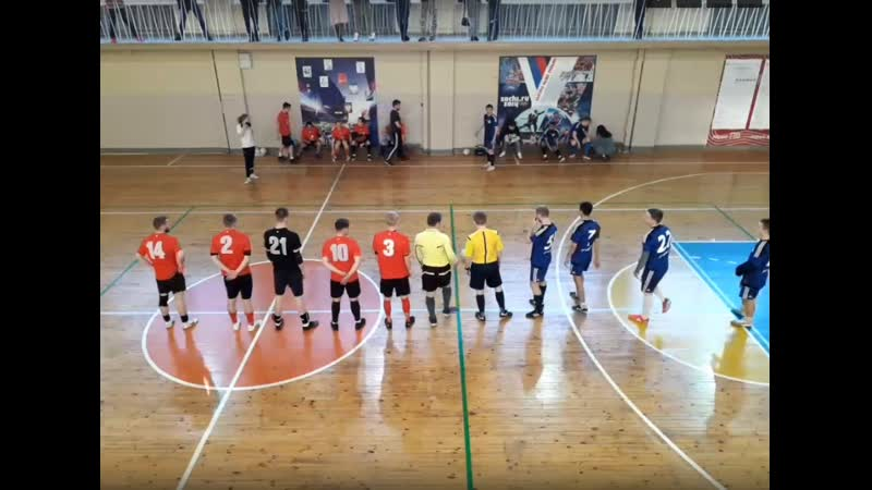 Тесли - Аппрайзер 2:2 (пен. 3:2) III Чемпионат ЛФЛ по мини-футболу. Первая лига. Золотой плей-офф. 1/2 финала (21.04.19)