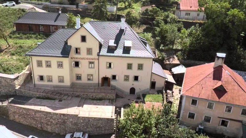 Na predaj unikátny historický penzión, Banská Štiavnica