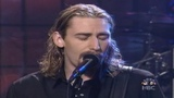 Nickelback - How You Remind Me (Leno 2001)