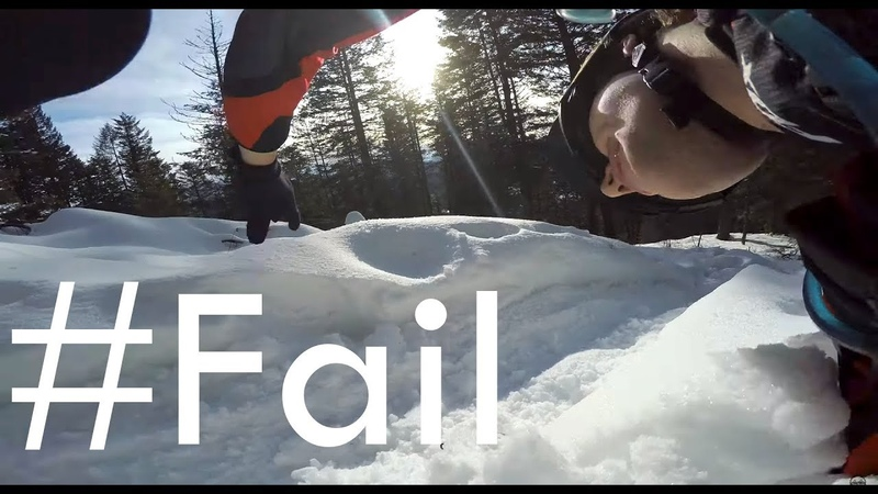 How not to Fat Bike