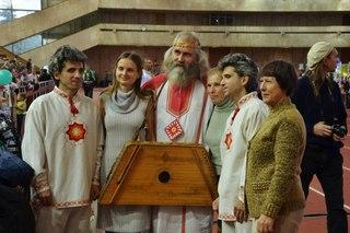 Братья Михаил и Валентин Золотухины дважды лауреаты международного фестиваля Звенящие кедры
