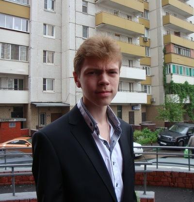 Михаил Шичанин, 17 декабря 1995, Москва, id32229226