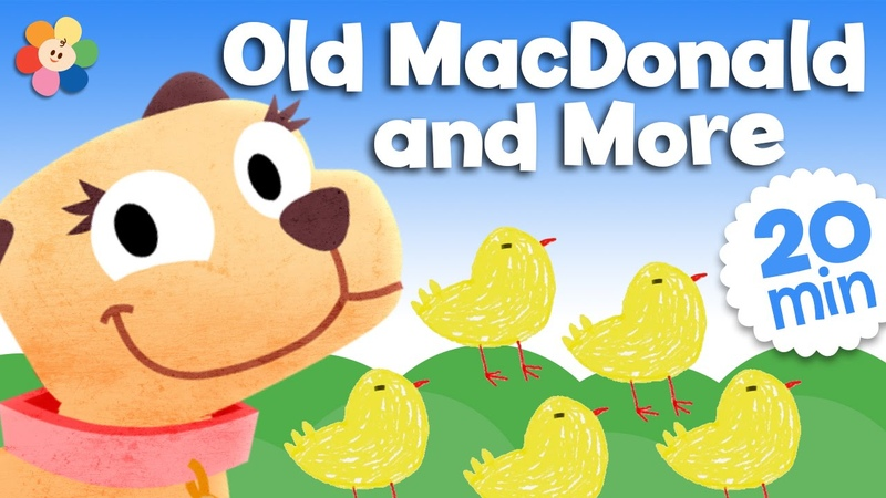 Old MacDonald and More Songs     Music Videos   BabyFirst TV