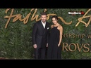 David Beckham, Victoria Beckham arrive at The Fashion Awards 2018