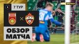 Уфа - ЦСКА. 0:3. Обзор матча, Российская Премьер-Лига, 7 тур 15.09.2018