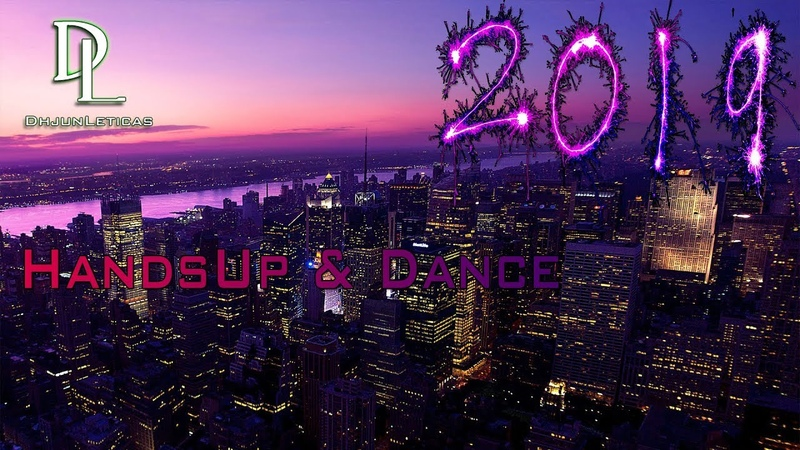 Techno 2019 Hands Up Dance - 150min Mega Mix - 023 [HQ]