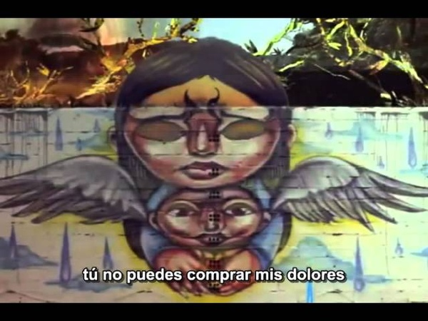 Calle 13 - Latinoamerica HD ( Con letra y Subtitulado al español )