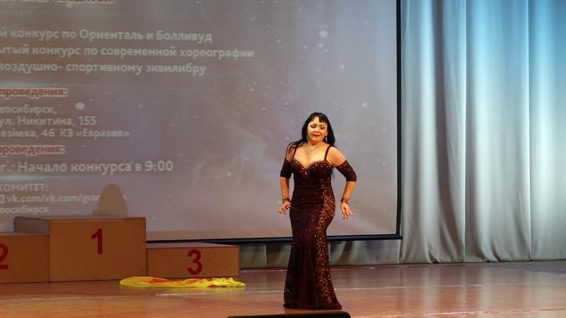 Гран-при Новосибирска (62) Oriental Classica. Мишурова Лариса 1.12.2018