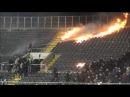 Delije zapalile severnu tribinu Partizanovig stadiona posle 146 večitog derbija