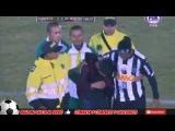 Niño Entra a la cancha para Abrazar a Ronaldinho • Santa Fe vs Atletico mineiro 1-1 2014