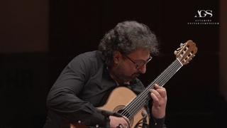 Aniello Desiderio plays Capricho Catalan (Albeniz) on an Altamira Concert Guitar