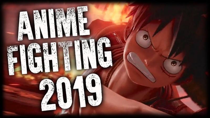 ANIME FIGHTING 2019 💕 JUMP FORCE [TRAILER E3 2018]