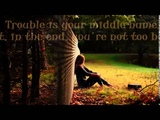 Mad About You by Hooverphonic (lyrics)