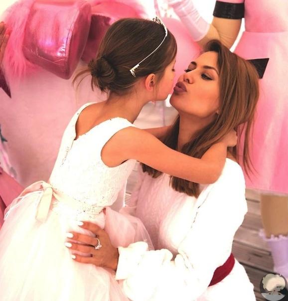 Виктория Боня потратила на день рождения дочери в Монако больше миллиона рублей