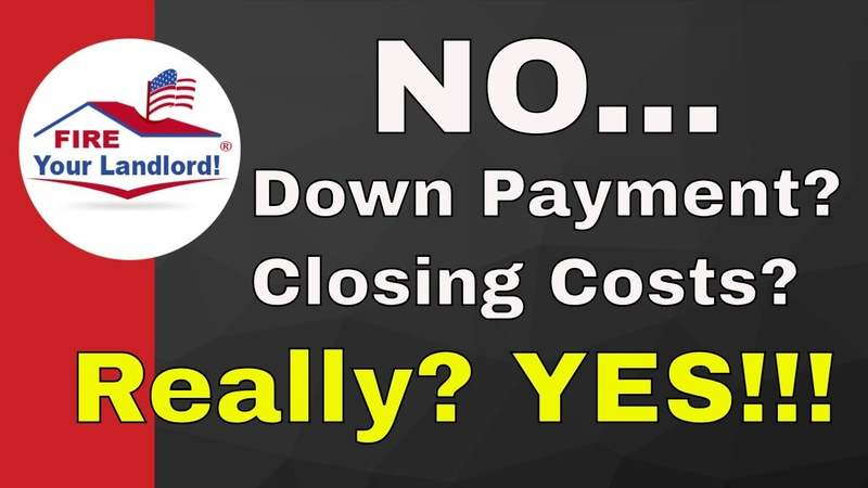 Zero Down Payment [No Down Payment] First time Home Buyer (CalHFA)2018