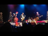 Brian Setzer playing Rock Around the Clock on Bill Haleys Gibson 12_15_2013