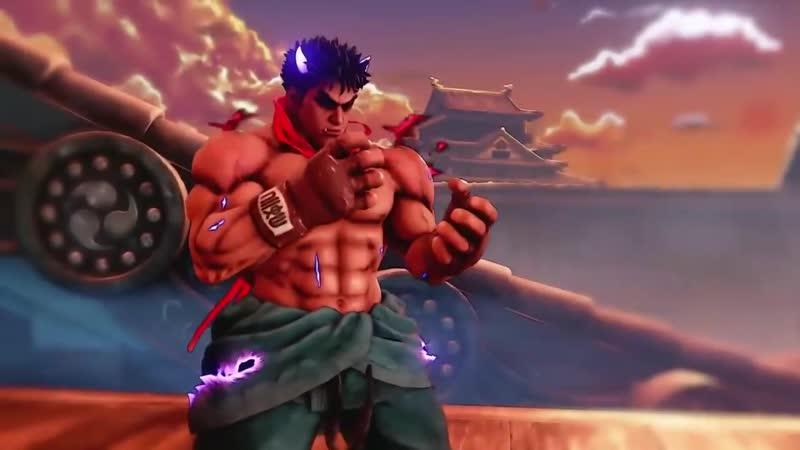 Street Fighter V KAGE Trailer