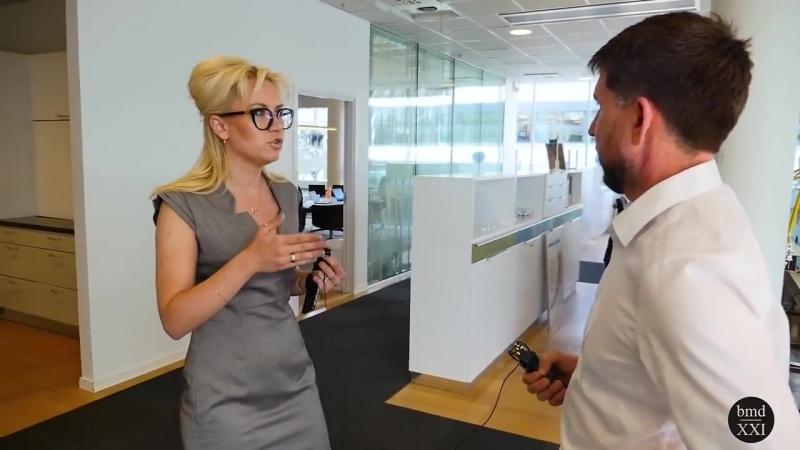 Экскурсия по Головному офису и Концептуальный Магазин Oriflame в Стокгольме