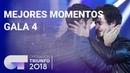 Mejores momentos de la Gala 4 | OT 2018