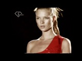 Atelier Versace Fall 1996 ft Naomi Campbell, Kate Moss, Milla Jovovich Haute Couture FashionTV