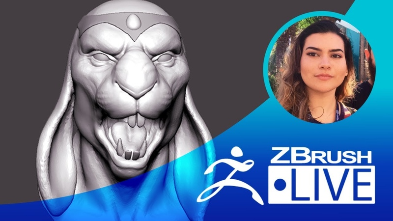 [PT-BR] Ana Carolina Pereira - A Indústria de Games, Arte 3D e Realidade Virtual - Episode 2
