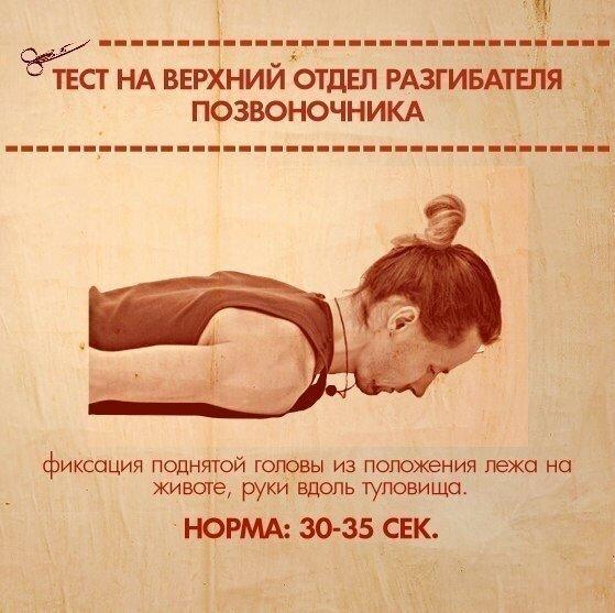 10 упражнений, которые покажут ваши слабые места Тело нетренированного человека очень разбалансированно — одни мышцы расслаблены, другие, наоборот, перенапряжены. Поэтому, чтобы чувствовать себя