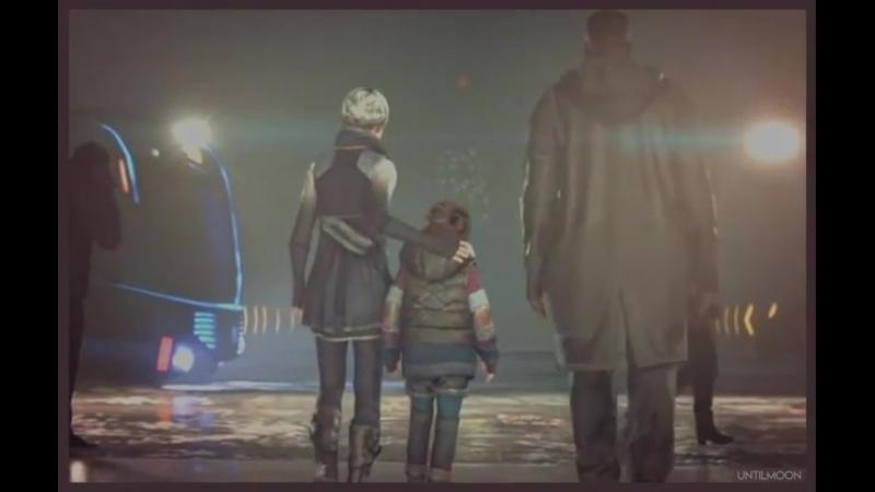 Detroit Become Human | LutherKara