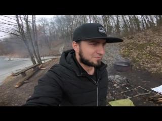 [Сергей Трейсер Everyday] Затащил девушку на вершину моста влог
