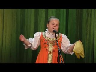 Лазарева Ксения (8 лет) - РНП