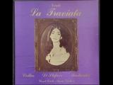 Giuseppe Verdi La Traviata Maria Callas, Giuseppe Di Stefano, Ettore Bastianini