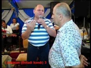 Punhan Ismayilli ve Eflatun Qubadov - Lenkeran toy 3