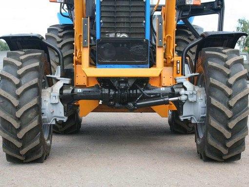 Расход топлива на трактор мтз 80