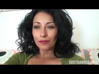 Danica collins self shot masturbation close up selfie video