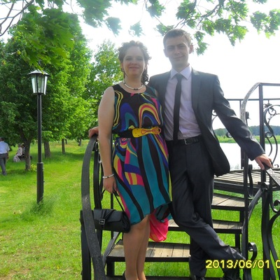 Анастасия Гулевич, 26 июня 1990, Молодечно, id74440798